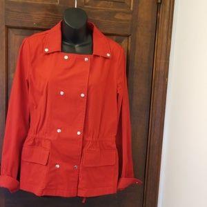Market & spruce  light weight jacket